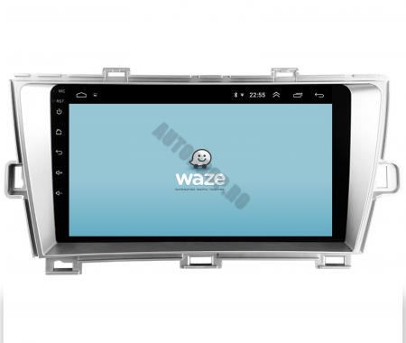 Navigatie Toyota Prius (2009-2014), Android 9.1, QUADCORE|MTK| / 2GB RAM + 32GB ROM, 9 Inch - AD-BGPPRS1MTK2GB8