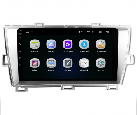 Navigatie Toyota Prius (2009-2014), Android 9.1, QUADCORE|MTK| / 2GB RAM + 32GB ROM, 9 Inch - AD-BGPPRS1MTK2GB3