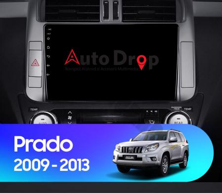Navigatie Toyota Land Cruiser (2009-2016), Android 9.1, QUADCORE|MTK| / 2GB RAM + 32GB ROM, 9 Inch - AD-BGPLC09MTK2GB16