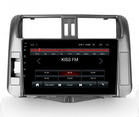 Navigatie Toyota Land Cruiser (2009-2016), Android 9.1, QUADCORE|MTK| / 1GB RAM + 16 ROM, 9 Inch - AD-BGPLC09MTK1