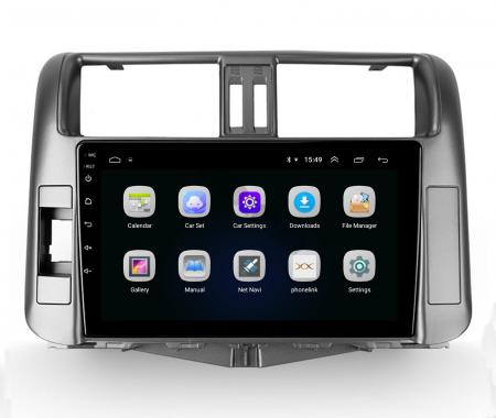 Navigatie Toyota Land Cruiser (2009-2016), Android 9.1, QUADCORE|MTK| / 1GB RAM + 16 ROM, 9 Inch - AD-BGPLC09MTK3