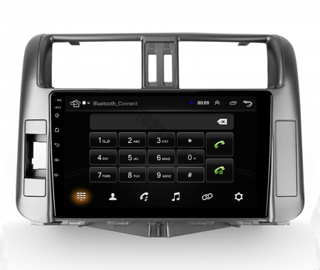 Navigatie Toyota Land Cruiser (2009-2016), Android 9.1, QUADCORE|MTK| / 2GB RAM + 32GB ROM, 9 Inch - AD-BGPLC09MTK2GB4