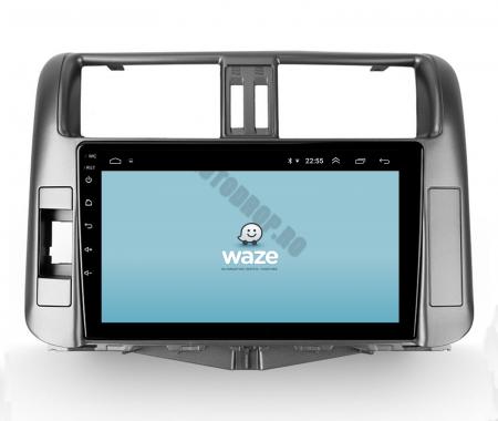 Navigatie Toyota Land Cruiser (2009-2016), Android 9.1, QUADCORE|MTK| / 2GB RAM + 32GB ROM, 9 Inch - AD-BGPLC09MTK2GB9