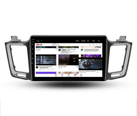 Navigatie Toyota RAV4 (2013-2018), Android 9.1, QUADCORE|MTK| / 1GB RAM + 16 ROM, 9 Inch - AD-BGPRAV413MTK6