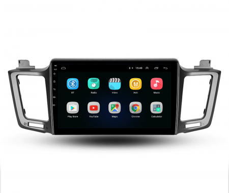 Navigatie Toyota RAV4 (2013-2018), Android 9.1, QUADCORE|MTK| / 1GB RAM + 16 ROM, 9 Inch - AD-BGPRAV413MTK2