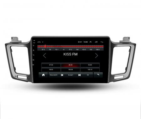 Navigatie Toyota RAV4 (2013-2018), Android 9.1, QUADCORE|MTK| / 1GB RAM + 16 ROM, 9 Inch - AD-BGPRAV413MTK1