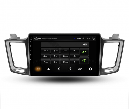 Navigatie Toyota RAV4 (2013-2018), Android 9.1, QUADCORE|MTK| / 1GB RAM + 16 ROM, 9 Inch - AD-BGPRAV413MTK5