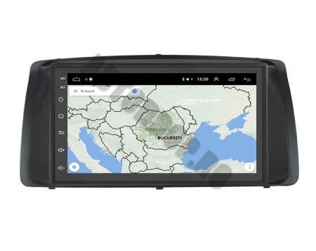 Navigatie Toyota RAV4 (2001-2006), QUADCORE|MTK| / 1GB RAM + 16GB ROM, 7 Inch - AD-BGPOCOROLLAMTK15