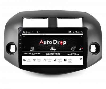 Navigatie Android Toyota RAV4 PX6   AutoDrop.ro [10]