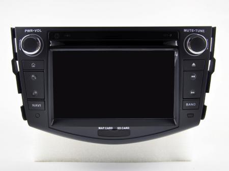Navigatie Toyota RAV4 (2006-2012), Android 9, Octacore|PX5|/ 4GB RAM + 64GB ROM cu DVD, 7 Inch - AD-BGWRAV7P516