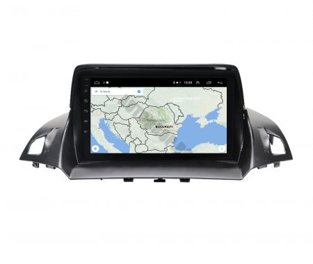 Navigatie Android Ford Kuga 2013-2018 | AutoDrop.ro [8]