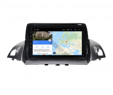Navigatie Android Ford Kuga 2013-2018 | AutoDrop.ro [7]