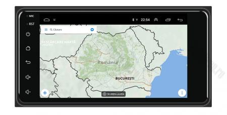 Navigatie Toyota RAV4, Corolla, Hilux, Android 9.1, QUADCORE MTK  / 2GB RAM + 32GB ROM, 7 inch - AD-BGPTOYOTA2DIN2GB8