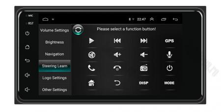 Navigatie Toyota RAV4, Corolla, Hilux, Android 8.1, QUADCORE|MTK| / 1GB RAM, 7 inch - AD-BGPTOYOTA2DIN3