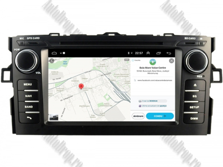 Navigatie Dedicata Toyota Auris 2007-2011 | AutoDrop.ro [13]
