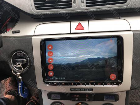[Oferta] Navigatie Volkswagen, Skoda, Seat, Android 9.1, QUADCORE|MTK| / 1GB RAM + 16GB ROM, 9 inch - AD-BGPVW9MTK28