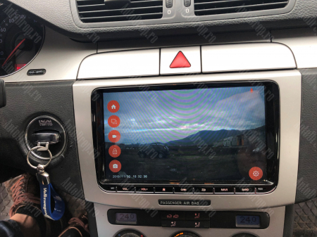 [Pachet] Navigatie Skoda Octavia 2 Facelift, Android 8.1, QUADCORE|MTK| / 1GB RAM, 9 inch - AD-BGPVW9SKMTK24