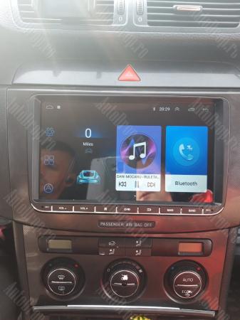 [Pachet] Navigatie Skoda Octavia 2 Facelift, Android 8.1, QUADCORE|MTK| / 1GB RAM, 9 inch - AD-BGPVW9SKMTK27