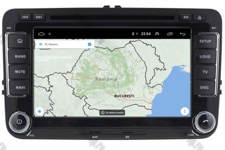 Navigatie Volkswagen Octacore 4GB Ram - AD-BGWVW7P5 [9]