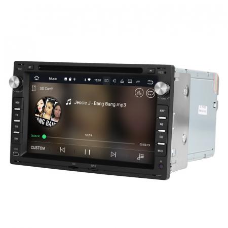 Navigatie Skoda Superb / Octavia I / Fabia, Android 9, Octacore / 4GB RAM , 7 Inch - AD-BGX42S6