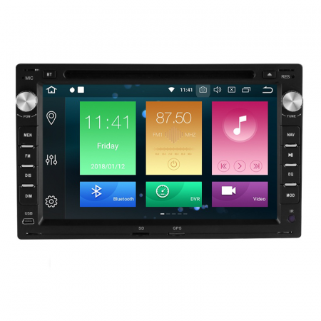 Navigatie Skoda Superb / Octavia I / Fabia, Android 9, Octacore / 4GB RAM , 7 Inch - AD-BGX42S4