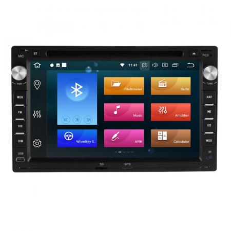 Navigatie Skoda Superb / Octavia I / Fabia, Android 9, Octacore / 4GB RAM , 7 Inch - AD-BGX42S5