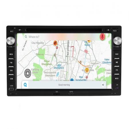 Navigatie Skoda Superb / Octavia I / Fabia, Android 9, Octacore / 4GB RAM , 7 Inch - AD-BGX42S1