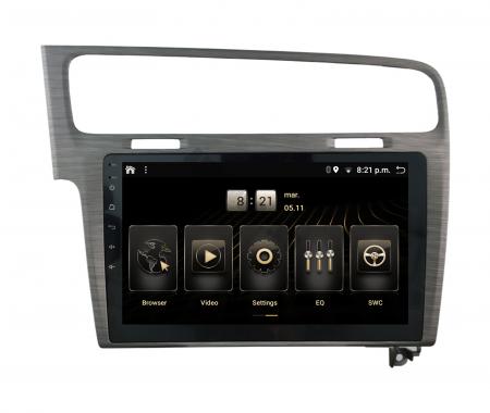 Navigatie Android 10 Volkswagen Golf 7 | AutoDrop.ro [1]