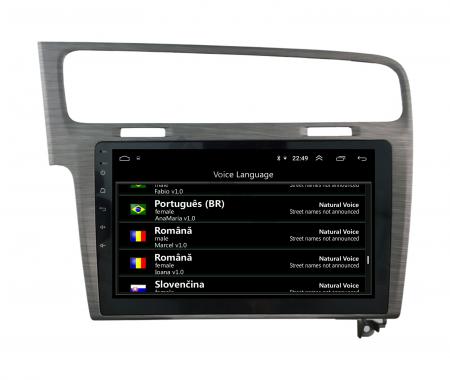 Navigatie Android 10 Volkswagen Golf 7 | AutoDrop.ro [7]