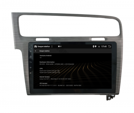 Navigatie Android 10 Volkswagen Golf 7 | AutoDrop.ro [16]