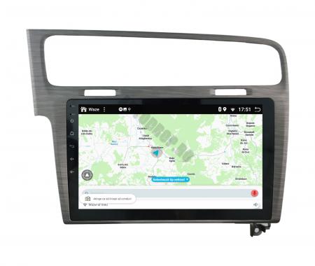 Navigatie Android 10 Volkswagen Golf 7 | AutoDrop.ro [11]