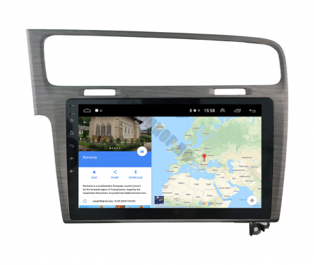 Navigatie Android VW Golf 7 Android   AutoDrop.ro [7]