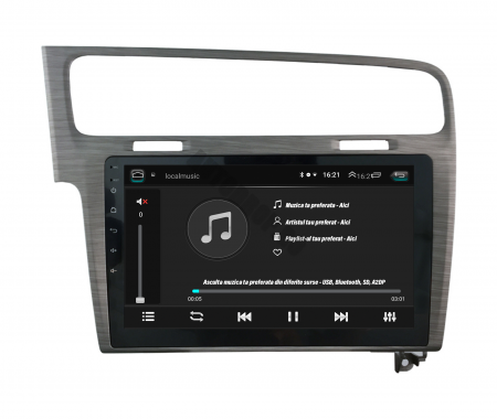 Navigatie Android VW Golf 7 Android 2GB   AutoDrop.ro [12]