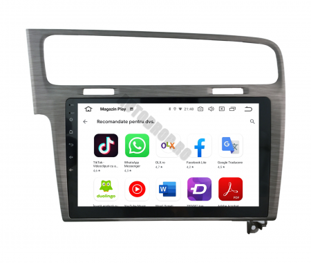 Navigatie Android VW Golf 7 Android 2GB   AutoDrop.ro [6]