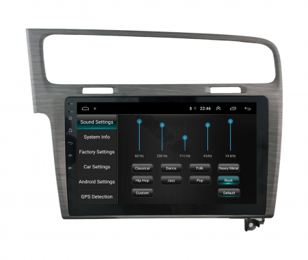 Navigatie Android VW Golf 7 Android   AutoDrop.ro [13]