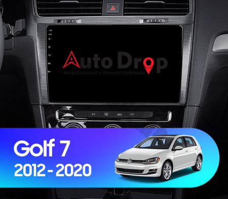 Navigatie Android VW Golf 7 Android   AutoDrop.ro [16]