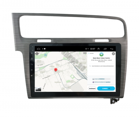 Navigatie Android VW Golf 7 Android   AutoDrop.ro [9]