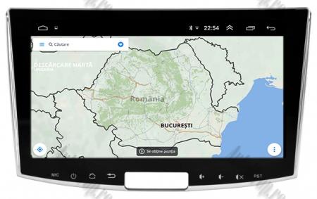 Navigatie Volkswagen PASSAT B6/B7/CC, Android 9, OCTACORE|PX5| / 4GB RAM + 64GB ROM, 10.1 inch - AD-BGWVW10P513