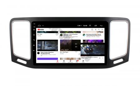 Navigatie Volkswagen Sharan (2012-2018), Android 9.1, QUADCORE|MTK| / 2GB RAM + 32GB ROM, 9 Inch - AD-BGPSR12MTK2GB9