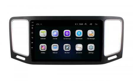 Navigatie Volkswagen Sharan (2012-2018), Android 9.1, QUADCORE|MTK| / 1GB RAM + 16GB ROM, 9 Inch - AD-BGPSR12MTK3