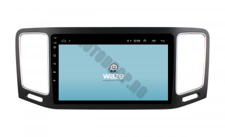 Navigatie Volkswagen Sharan (2012-2018), Android 9.1, QUADCORE|MTK| / 1GB RAM + 16GB ROM, 9 Inch - AD-BGPSR12MTK10