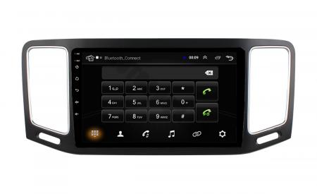 Navigatie Volkswagen Sharan (2012-2018), Android 9.1, QUADCORE|MTK| / 2GB RAM + 32GB ROM, 9 Inch - AD-BGPSR12MTK2GB6
