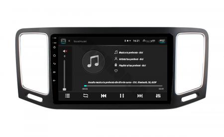 Navigatie Volkswagen Sharan (2012-2018), Android 9.1, QUADCORE|MTK| / 2GB RAM + 32GB ROM, 9 Inch - AD-BGPSR12MTK2GB4