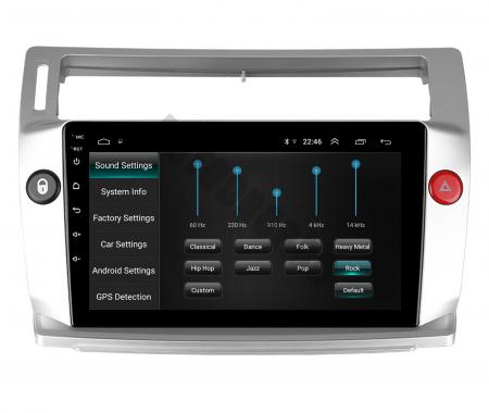 Navigatie Citroen C4 (2004-2014), Android 9.1, QUADCORE|MTK| / 2GB RAM + 32GB ROM, 9 Inch - AD-BGPC4MTK - Copie8