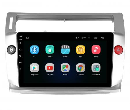 Navigatie Citroen C4 (2004-2014), Android 9.1, QUADCORE|MTK| / 2GB RAM + 32GB ROM, 9 Inch - AD-BGPC4MTK - Copie3