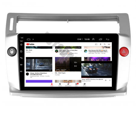 Navigatie Citroen C4 (2004-2014), Android 9.1, QUADCORE|MTK| / 2GB RAM + 32GB ROM, 9 Inch - AD-BGPC4MTK - Copie13