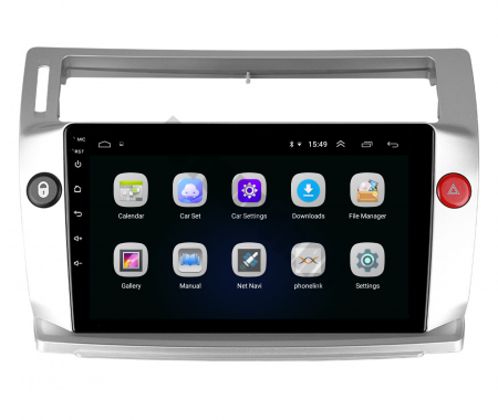 Navigatie Citroen C4 (2004-2014), Android 9.1, QUADCORE|MTK| / 2GB RAM + 32GB ROM, 9 Inch - AD-BGPC4MTK - Copie4