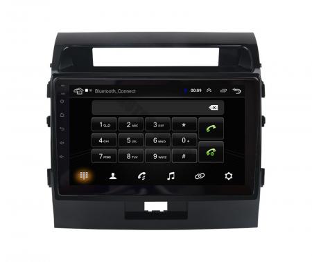 Navigatie Toyota Land Cruiser 200 (2007-2015), Android 9.1, QUADCORE|MTK| / 2GB RAM + 32GB ROM, 9 Inch - AD-BGPLC07MTK2GB6