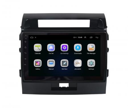 Navigatie Toyota Land Cruiser 200 (2007-2015), Android 9.1, QUADCORE|MTK| / 2GB RAM + 32GB ROM, 9 Inch - AD-BGPLC07MTK2GB3