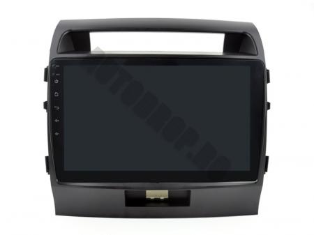 Navigatie Toyota Land Cruiser 200 (2007-2015), Android 9.1, QUADCORE|MTK| / 2GB RAM + 32GB ROM, 9 Inch - AD-BGPLC07MTK2GB15